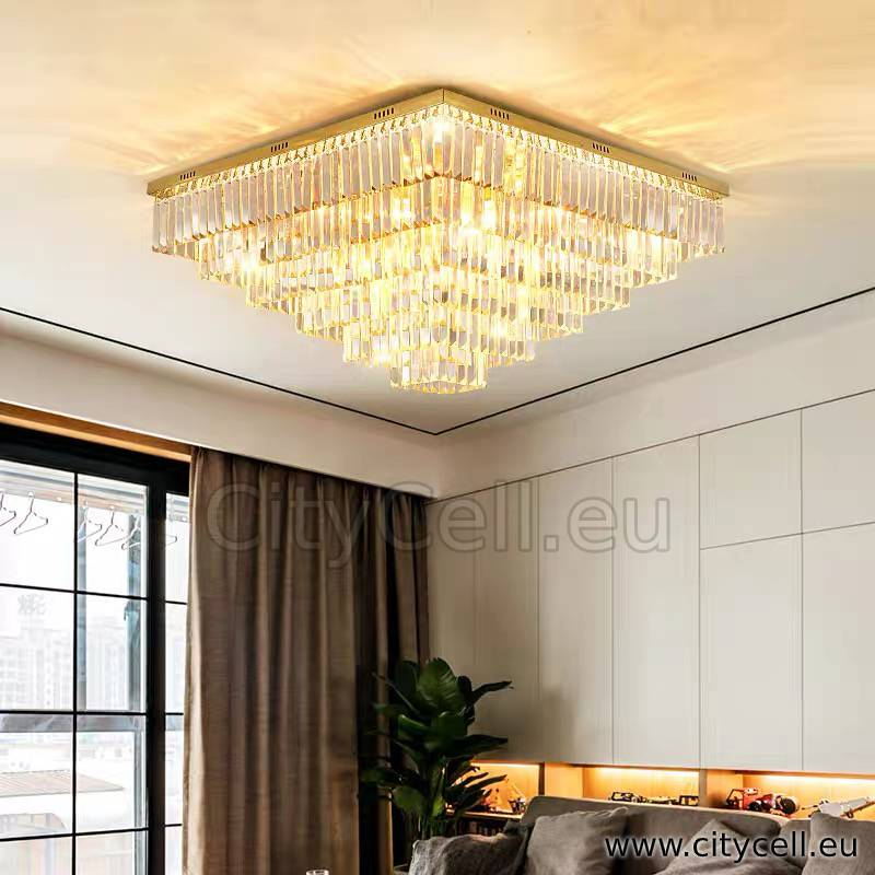 Crystal led Light Chandelier CityCell Spot Light